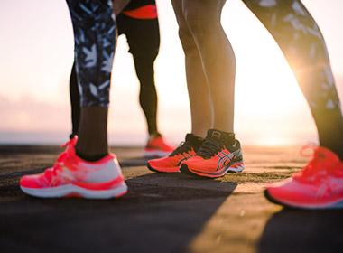 Pantalons course à pied asics