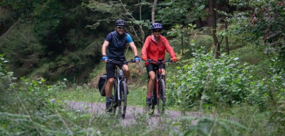 E-bikes de ville & de trekking CUBE