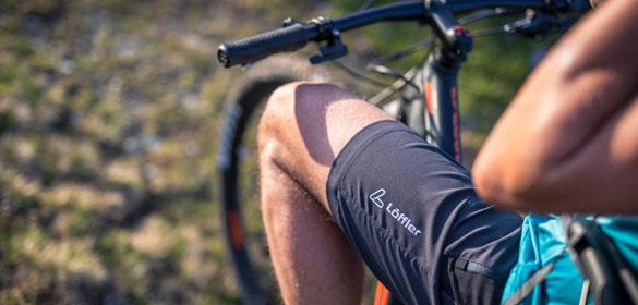 Pantalons vélo Löffler