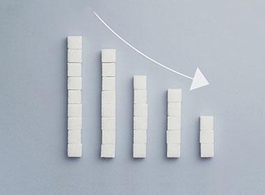 Produits à faible teneur en sucre